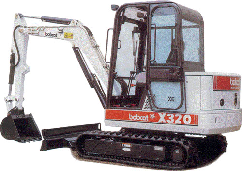 Bobcat X320