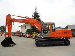 Escavatore ZX 240
